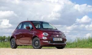 Fiat: Διαθέσιμο το νέο 500