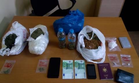 Ιωάννινα: Σύλληψη 28χρονου Αλβανού για κατοχή και διακίνηση ναρκωτικών ουσιών