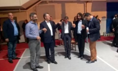 Ο Τζιτζικώστας χορεύει ποντιακά (video)