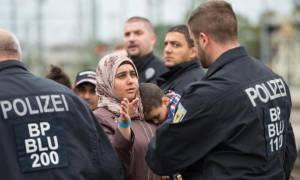 Διαμαρτυρίες προσφύγων στη Γερμανία για κακές συνθήκες διαβίωσης