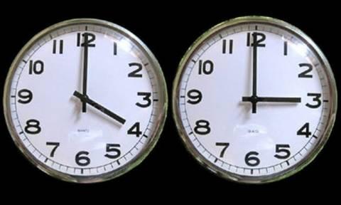 Χειμερινή ώρα 2015: Δείτε πότε αλλάζουμε τα ρολόγια μας