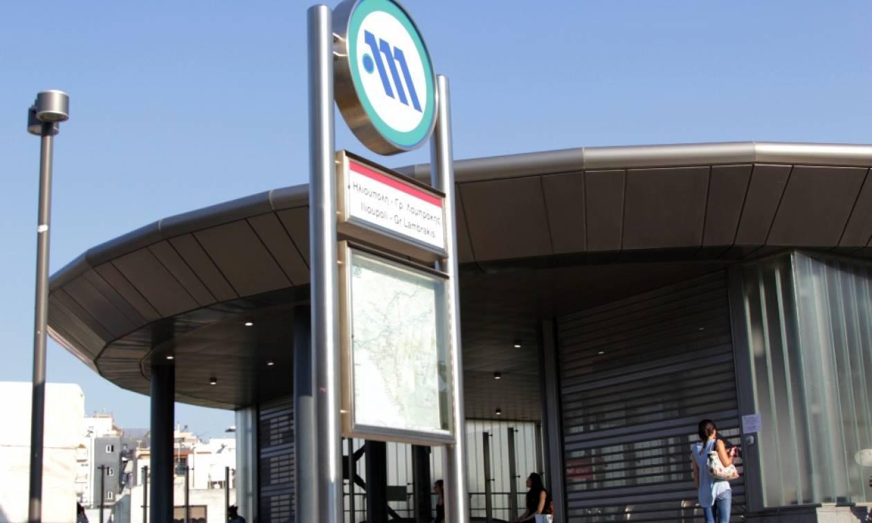 «Πράσινο φως» για κάμερες στους συρμούς του Μετρό