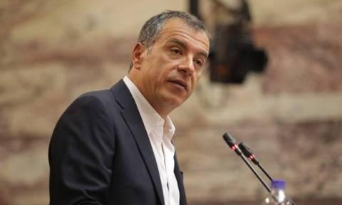 Στ. Θεοδωράκης: Το Ποτάμι θα μείνει στην αντιπολίτευση σ' αυτή τη Βουλή
