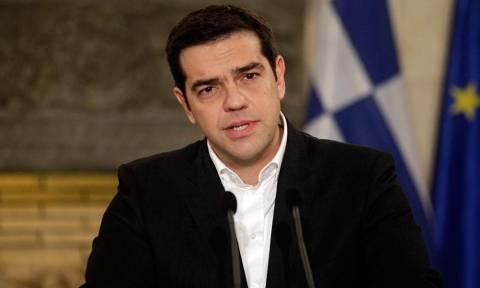 Πλούσιο το πρόγραμμα συναντήσεων του πρωθυπουργού Τσίπρα τη Δευτέρα
