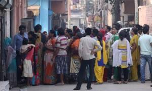 Δύο έφηβοι συνελήφθησαν για το βιασμό του νηπίου στην Ινδία