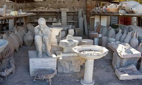 Ποια είναι η κατάρα της Πομπηίας που κυνηγάει τους τουρίστες