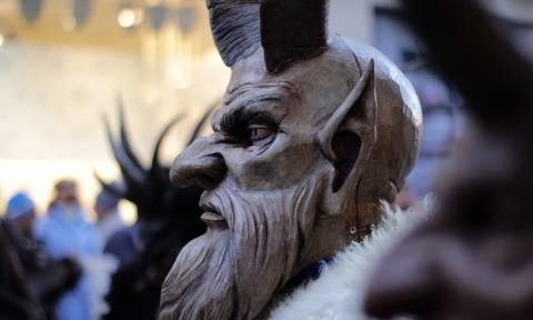 Το πιο τρομακτικό Φεστιβάλ γίνεται στην Αυστρία το Δεκέμβριο (video)