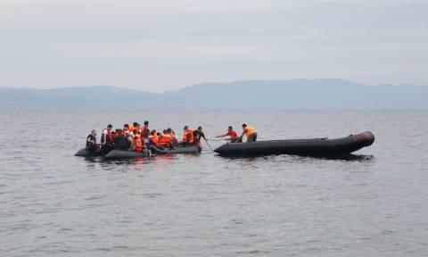 Περισσότεροι από 2.500 άνθρωποι διασώθηκαν σε τρεις μόλις ημέρες στο Αιγαίο