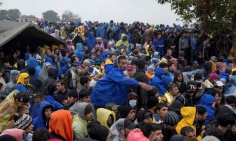 Ένταση στα σύνορα Σερβίας Κροατίας - Εγκλωβισμένοι χιλιάδες πρόσφυγες