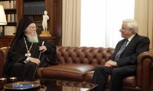 Παυλόπουλος: Στηρίζουμε την προσπάθεια για το άνοιγμα της Θεολογικής Σχολής της Χάλκης