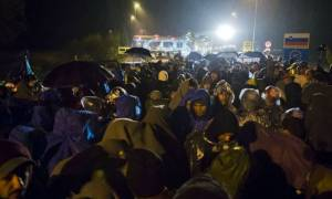 Κροατία - Σλοβενία στα «μαχαίρια» για τον αριθμό των μεταναστών
