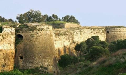 Κατεχόμενα: Αναστήλωση τειχών Αμμοχώστου