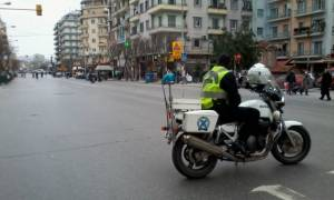 Έκκληση της Τροχαίας για πληροφορίες σχετικά με τροχαίο ατύχημα στη Θεσσαλονίκη