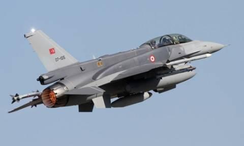 Μπαράζ προκλήσεων από οπλισμένα τουρκικά αεροσκάφη στο Αιγαίο