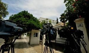 Κυβερνητική σύσκεψη για την ανακεφαλαιοποίηση των τραπεζών