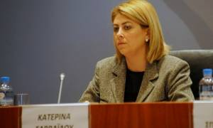Στον εισαγγελέα με την κατηγορία της απιστίας η Κατερίνα Σαββαΐδου