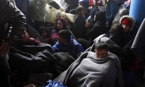 Σλοβενία: 8.000 πρόσφυγες μπήκαν στη χώρα παράνομα μέσα σ' ένα βράδυ