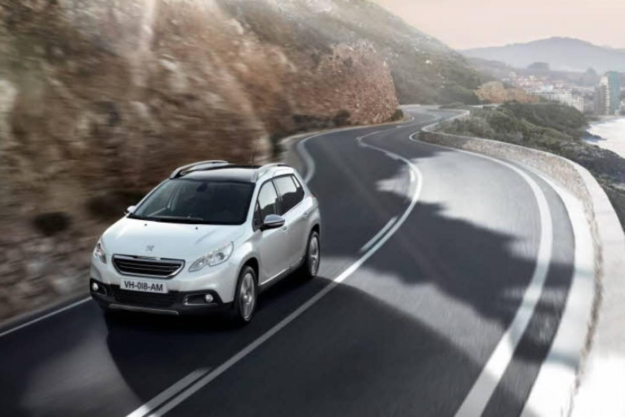 Peugeot: Κινητήρες Euro 6 για το 2008