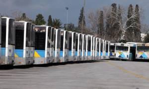 Χαλασμένος ο «στόλος» του ΟΑΣΑ - Μόνο τα μισά λεωφορεία κυκλοφορούν στους δρόμους