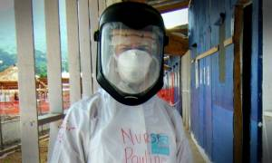 Βρετανία: Βελτιώθηκε η υγεία της νοσηλεύτριας που είχε προσβληθεί από Έμπολα