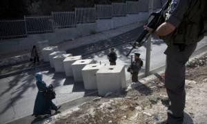 Παλαιστίνιος μαχαίρωσε ισραηλινό στρατιώτη