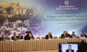 Κραυγή αγωνίας για την κατάσταση στην Μέση Ανατολή