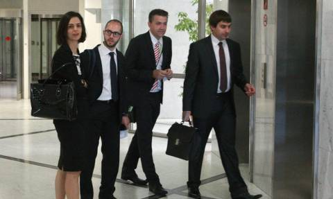Πρώτη ολοήμερη στάση στο υπουργείο Οικονομικών για το «Κουαρτέτο» της τρόικας