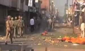 Ινδία: Σφοδρές συγκρούσεις με αφορμή τη δολοφονία μουσουλμάνου από ινδουιστές (vid)