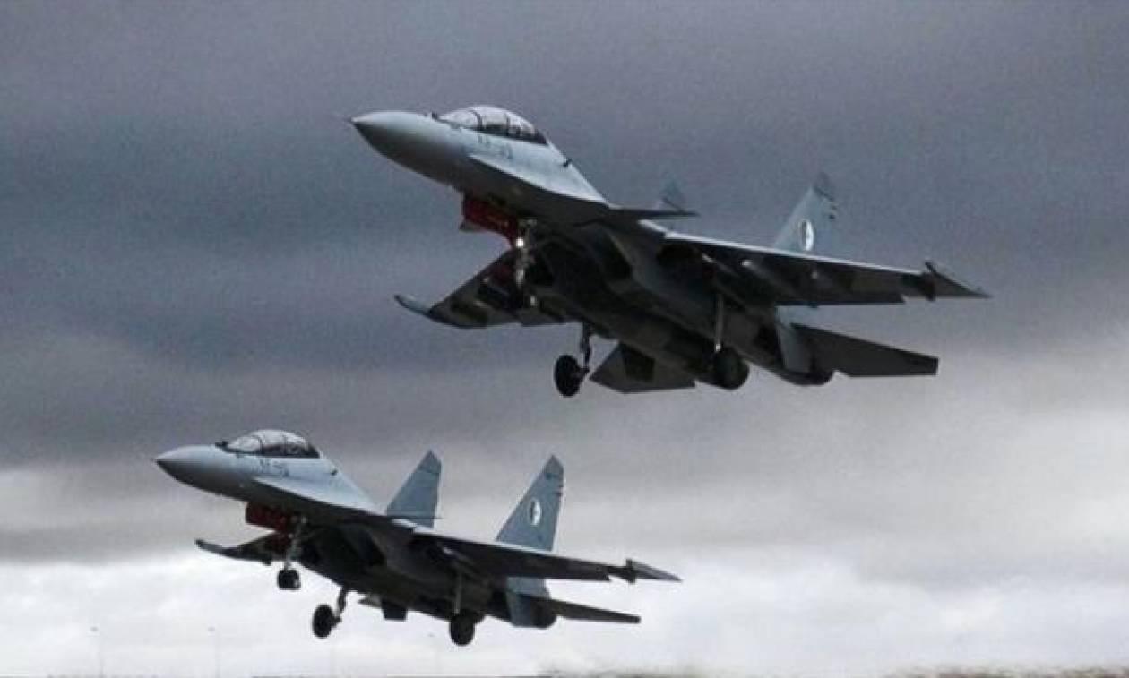 Μνημόνιο για την αποφυγή εμπλοκής των αεροσκαφών τους στη Συρία υπέγραψαν Ρωσία και ΗΠΑ