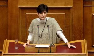 Νέα απώλεια για ΣΥΡΙΖΑ: Παραιτήθηκε η Ηρώ Διώτη