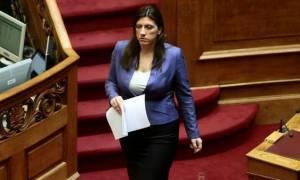 Ζωή προς Σόιμπλε: Οι γερμανικές οφειλές είναι αποδεδειγμένο χρέος της Γερμανίας προς την Ελλάδα
