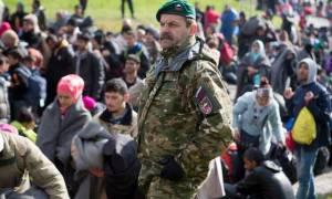 Σλοβενία: Περισσότερες εξουσίες στον στρατό προκειμένου να αντιμετωπίσει το προσφυγικό