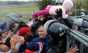 Η Σλοβενία ζητά επισήμως βοήθεια από την Ε.Ε. για τη διαχείριση του προσφυγικού