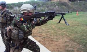 Συνεκπαίδευση Μονάδων Ειδικών Δυνάμεων Ελλάδας, Μαυροβουνίου και Ρουμανίας (pics)