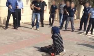 Δεκαπεντάχρονη Παλαιστίνια επιχείρησε να επιτεθεί με μαχαίρι και τραυματίστηκε από ισραηλινά πυρά