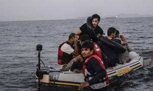 Κύπρος: Στο Ακρωτήρι 140 πρόσφυγες