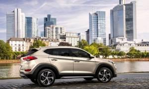 Hyundai: Νέο Tucson με ασφάλεια πέντε αστέρων