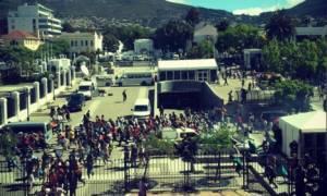Νότιος Αφρική: Συγκρούσεις μεταξύ φοιτητών-αστυνομίας έξω από το κοινοβούλιο