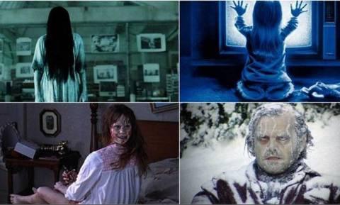 Δέκα ταινίες τρόμου που θα σας κάνουν να «τρέχετε» σε 5 λεπτά