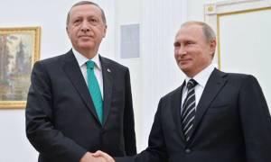 Συνομιλίες Πούτιν με Ερντογάν και βασιλιά Σαλμάν