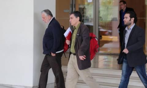 Τσακαλώτος: Είμαστε κοντά στην ολοκλήρωση της ανακεφαλαιοποίησης των τραπεζών
