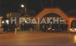 Ρόδος: Επίθεση σε αστυνομικό τμήμα με φιάλες υγραερίου