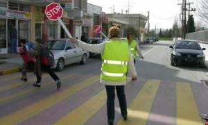 Ξάνθη: Τροχαίο σε σχολική διάβαση