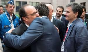 Αποφασισμένος να βοηθήσει την Ελλάδα ο Ολάντ