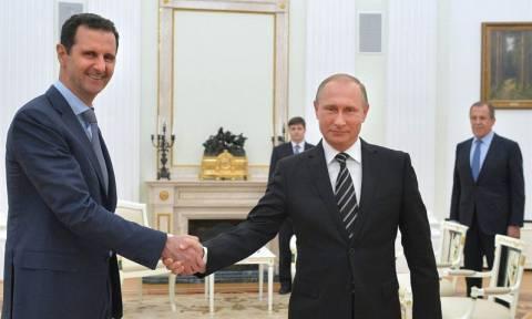 Γιατί ο Πούτιν ασχολείται με τη Συρία;