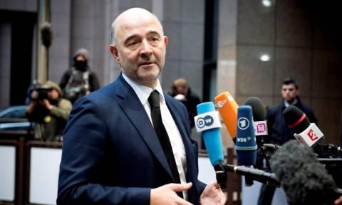Μοσκοβισί: «Ο Τσίπρας έχει πάθει μετάλλαξη»