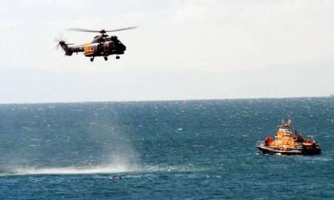 В Греции затонул очередной корабль, перевозивший беженцев