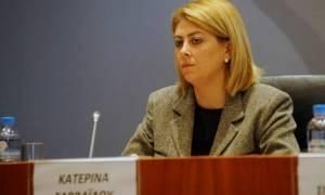 Αποπομπή της Σαββαΐδου αποφάσισε το υπουργικό συμβούλιο