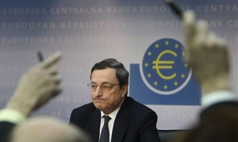 Αμετάβλητα αποφάσισε να διατηρήσει τα κυριότερα επιτόκιά της η ΕΚΤ
