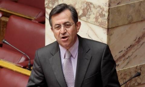 Νικολόπουλος:  Η ιστορία επαναλαμβάνεται την πρώτη φορά ως τραγωδία και την δεύτερη ως φάρσα